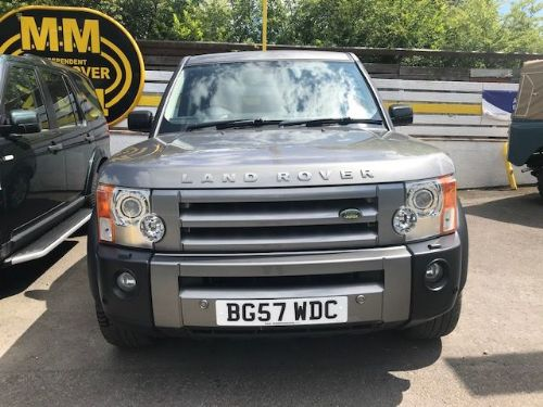 ***SOLD***Discovery 3 TDV6 HSE Auto 7 Seater 2007***SOLD***